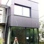 Faserzement Fassadenplatten