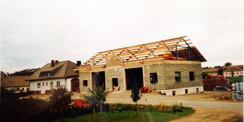 1993 Werkstattbau